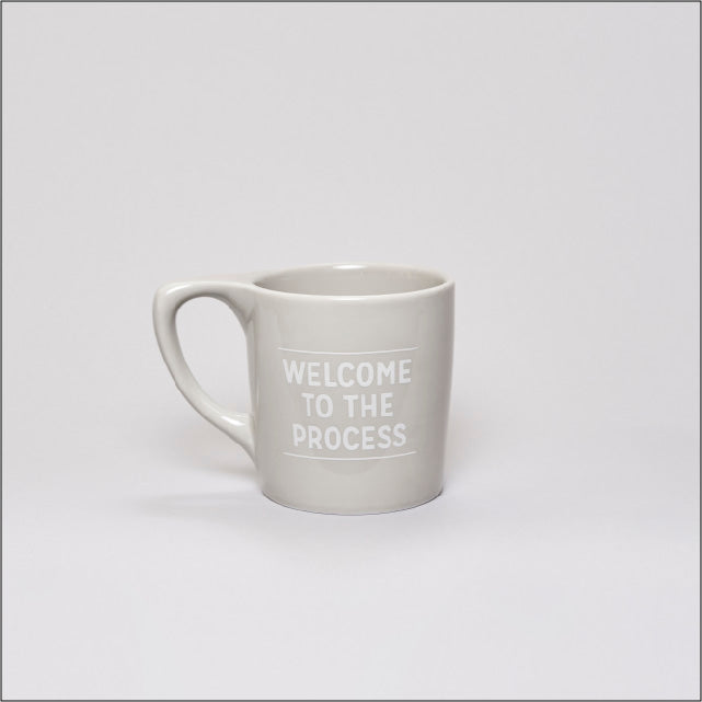 Welcome to the Process Mug