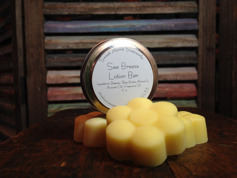 Sea Breeze Lotion Bar