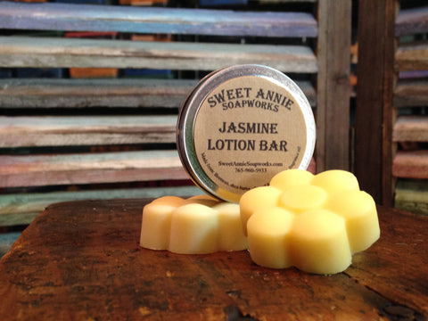 Mountain Jasmine Lotion Bar