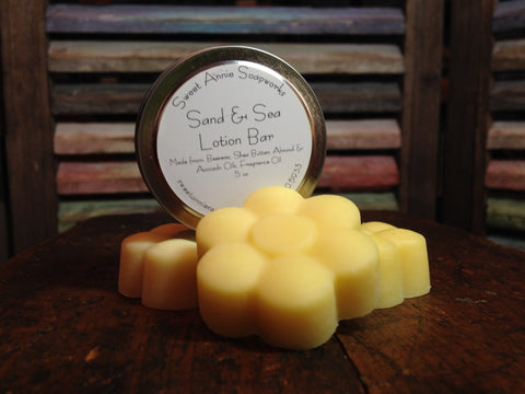 Sand & Sea Lotion Bar