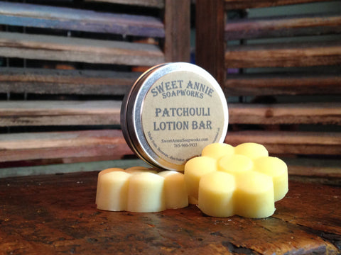 Patchouli Lotion Bar