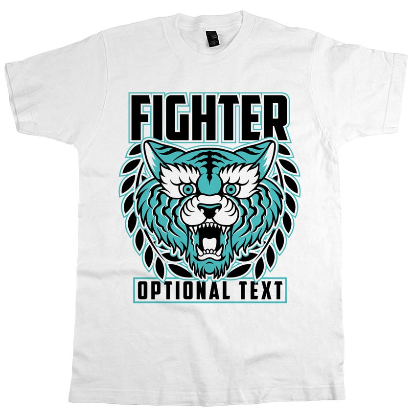 'Fierce Tiger' Fight Design