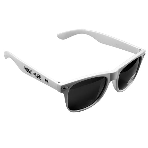 'Music = Life' Sunglasses