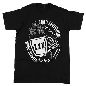 Good Mourning Shirt Black