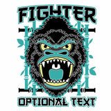 'Gorilla' Fight Design