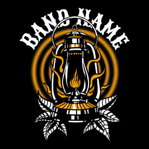 'Burn' Band Design