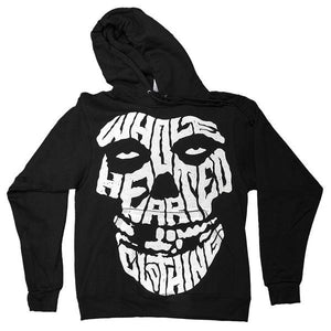 'Misfit Whole Hearted Hoodie'