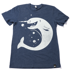 'Narwhal Tee'