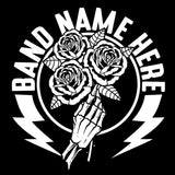 'Roses' Band Design
