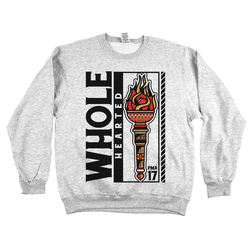 Whole Hearted Torch Sweatshirt