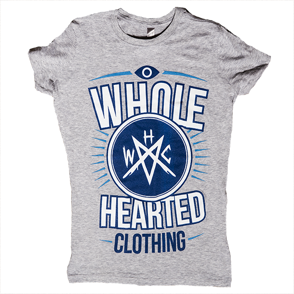 'Whole Hearted Logo Tee'