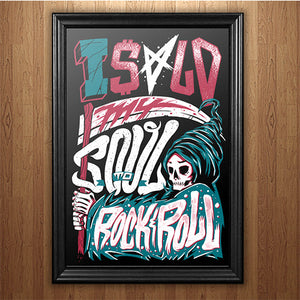 'Sold My Soul' Poster