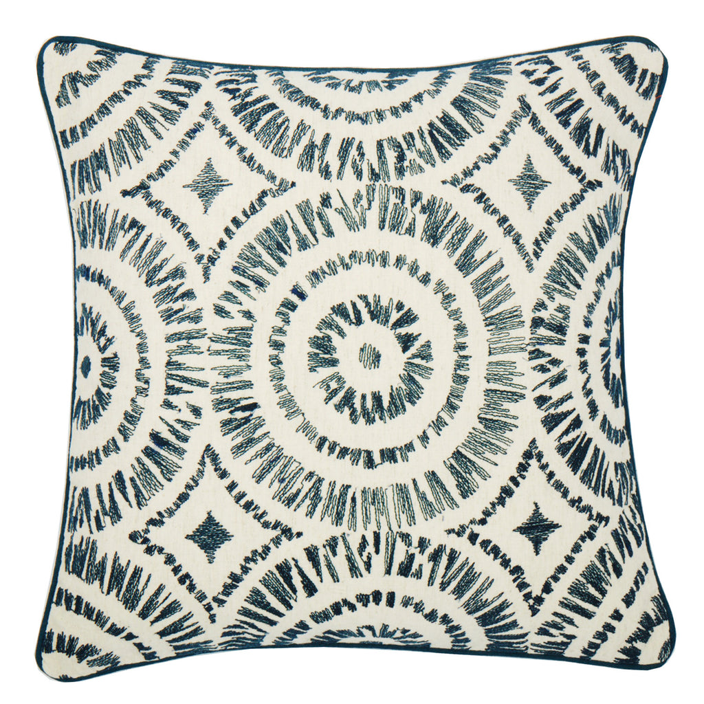 Paro Navy 18x18 cushion