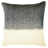 Woven nights Navy 22x22, cushion