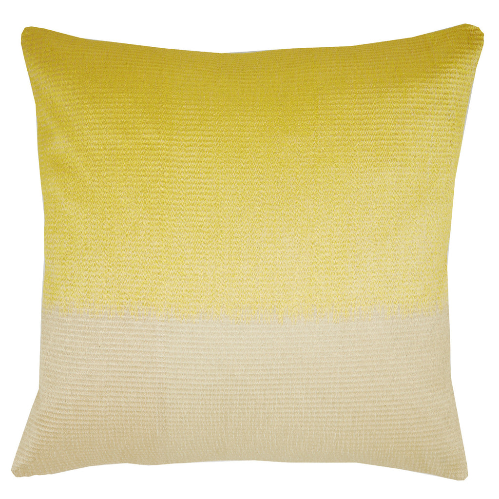 Woven night yellow 22x22, cushion