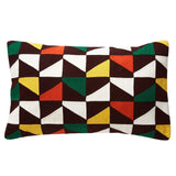 Blocks safari 12x20 cushion.