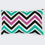 Chann Fuchsia 12x20 cushion