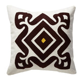 Diamond large 18x18 cushion