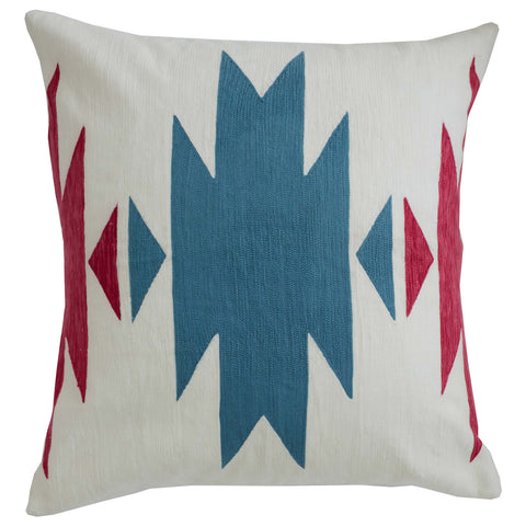 Donoma Blue 24x24 cushion