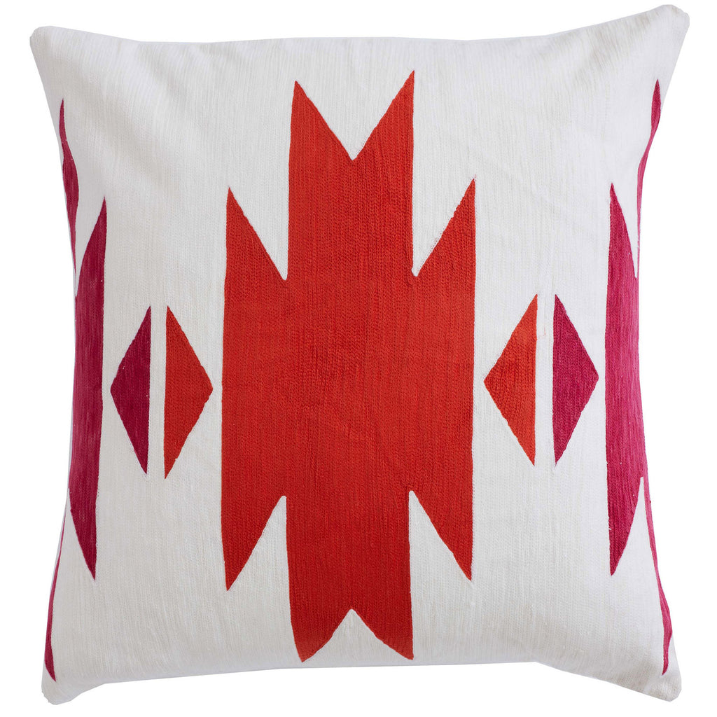 Donoma Orange 24x24 cushion