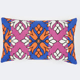 Flower Diamond flower 12x20 pillow
