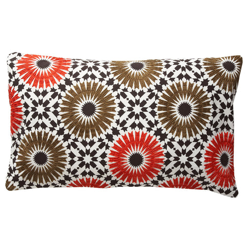 Garden Orange 12x20 cushion