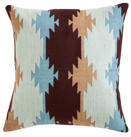 Halona Blue 18x18 cushion