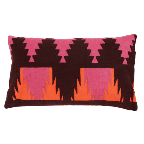 Imala Fuschsia 12x20 cushion