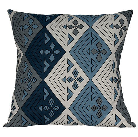 JODA GRAY 24X24 CUSHION