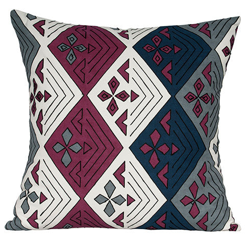 JODA RUBY 24X24 CUSHION