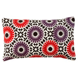Winter Garden Plum 12x20 Pillow