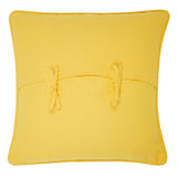Paro Yellow 18x18 cushion
