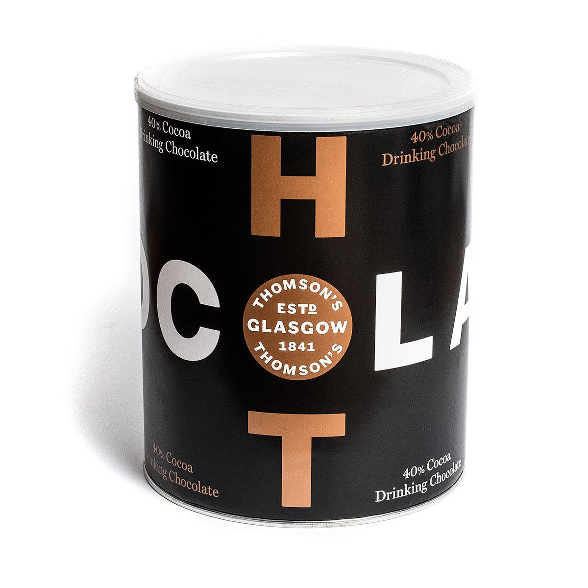 Thomson's 40% Cocoa Drinking Hot Chocolate 2KG