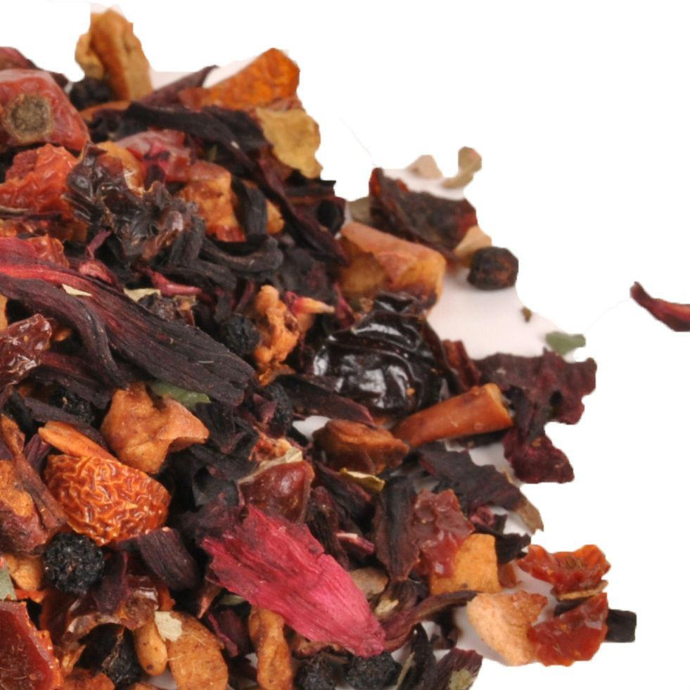 Mixed Red Berries Tea - 250g