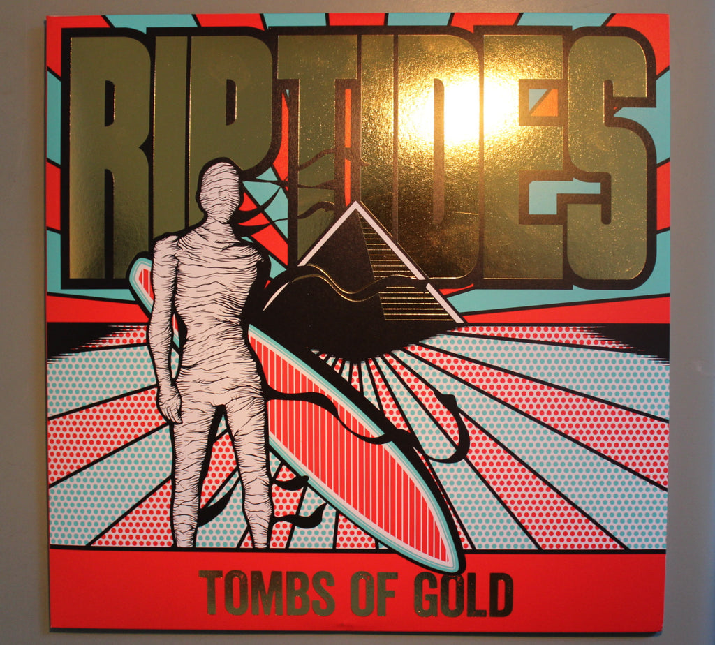 Tombs Of Gold Vinyl LP