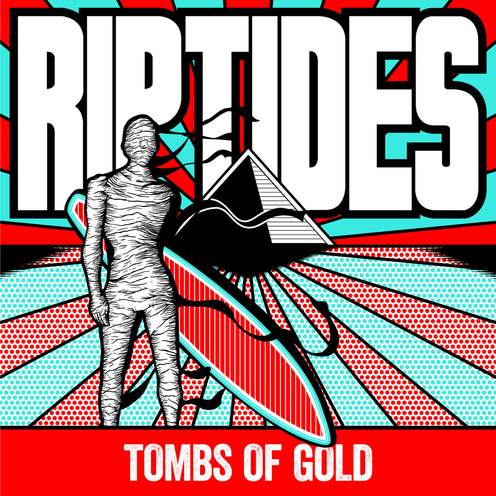 Tombs OF Gold CD