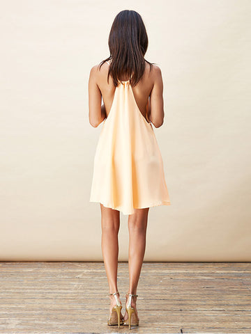 Samba Mini Dress - Tangerine