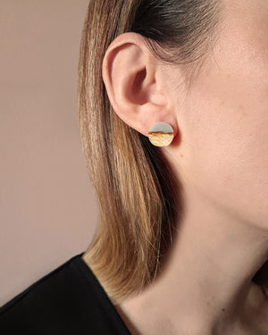 Kohut Small Circle Earrings