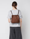 Alfie Douglas Zero Small Bag - Chestnut