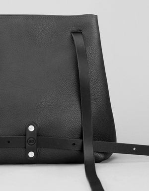Alfie Douglas Zero Small Bag - Noir