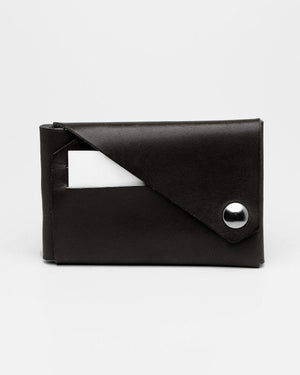 Lemur Fold Wallet, Black