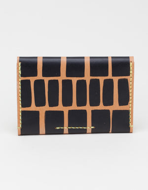 Frolic Leather Wallet, Black - Limited Edition