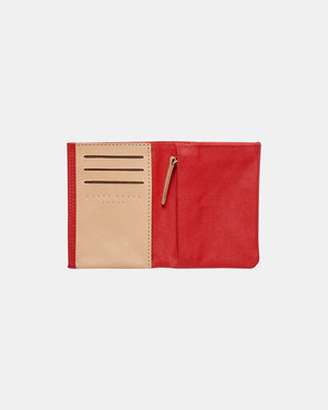 Carré Royal Canvas Wallet