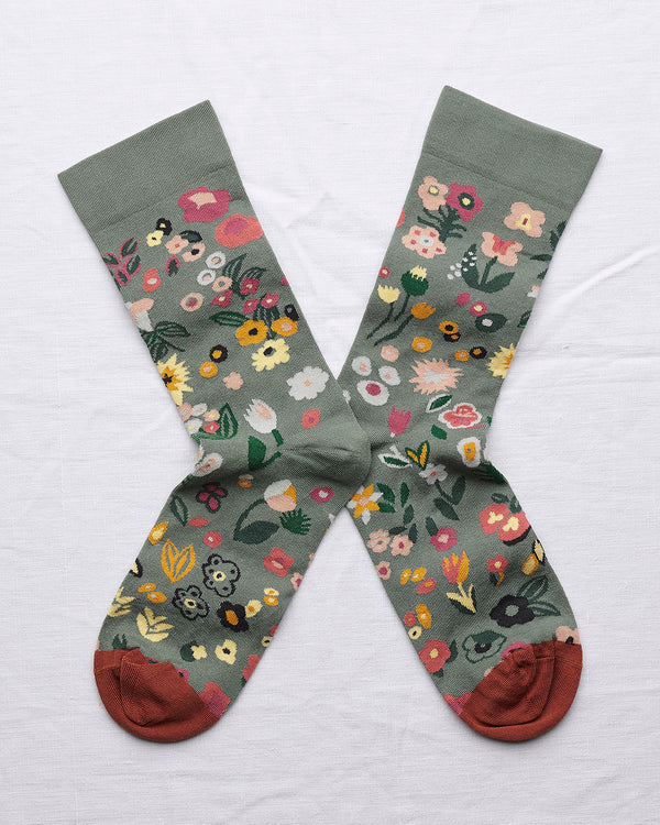 Bonne Maison Cedar Flower Socks