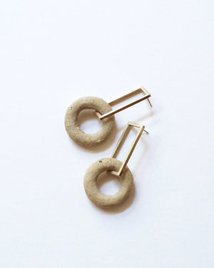 DSNU Nudos de Tierra Earrings