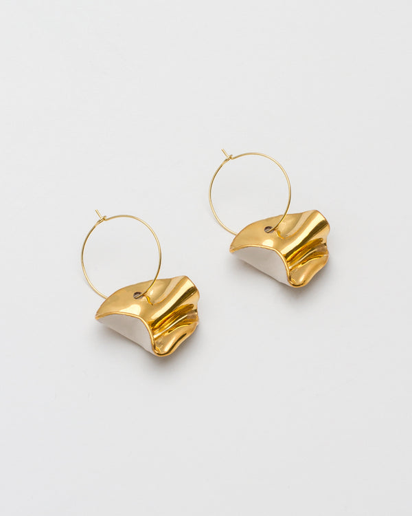 Pedrusco Metal Earrings