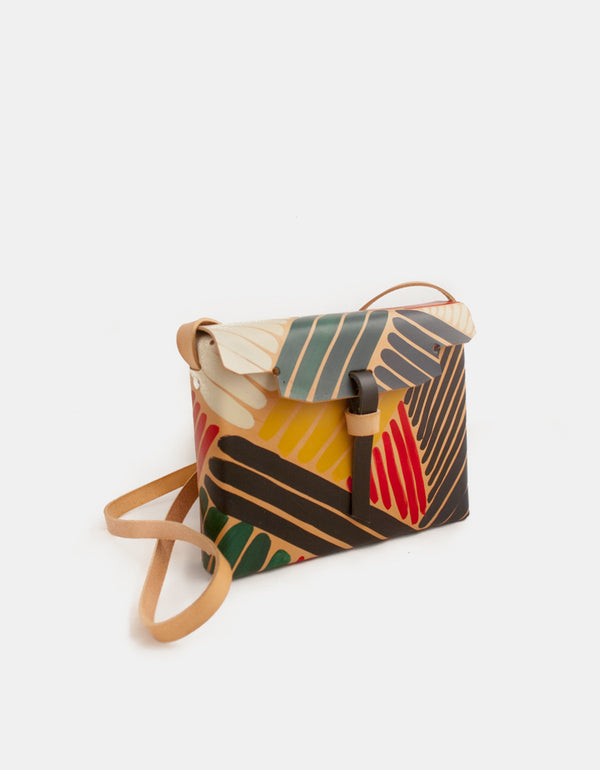 Limited Edition - Selva stripe bag