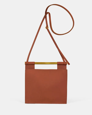 Zand-erover Mini Frame Shoulder Bag