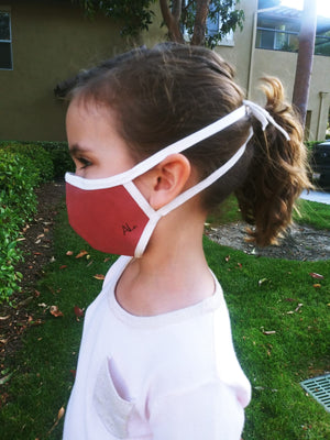 Kids Face Mask, Customizable Non-Medical