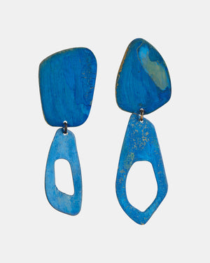 Calvino Feather Earrings